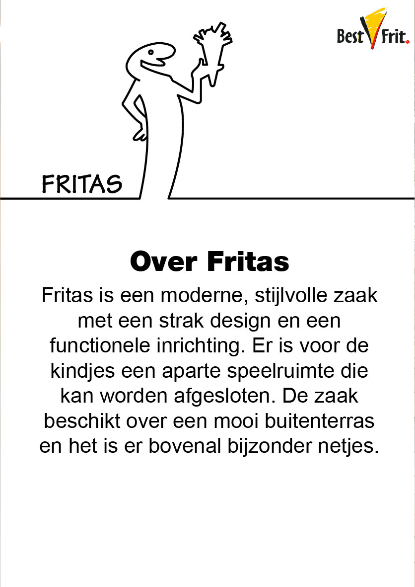 advertentie Fritas
