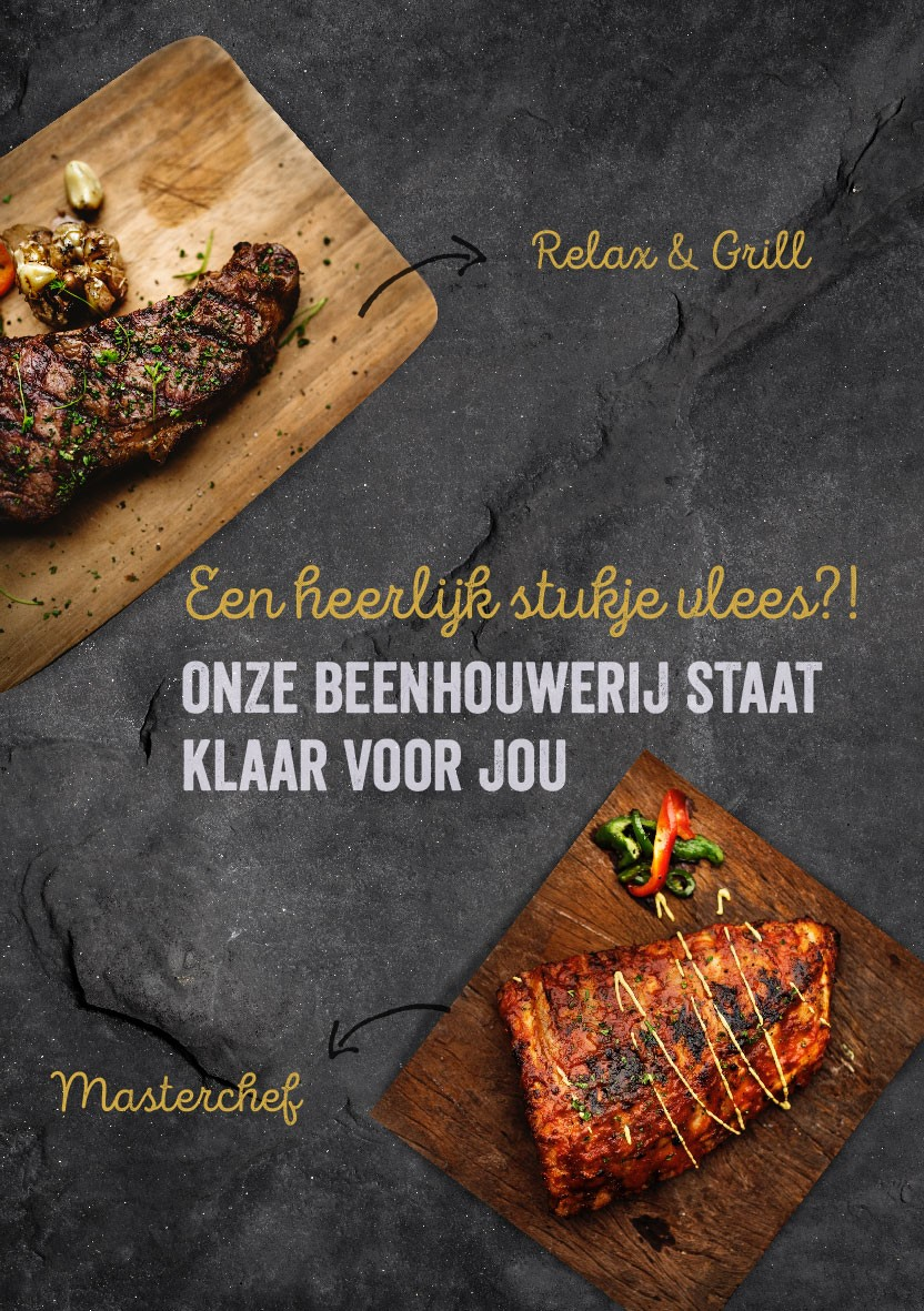 advertentie supermarkt Proxy Delhaize Muizen