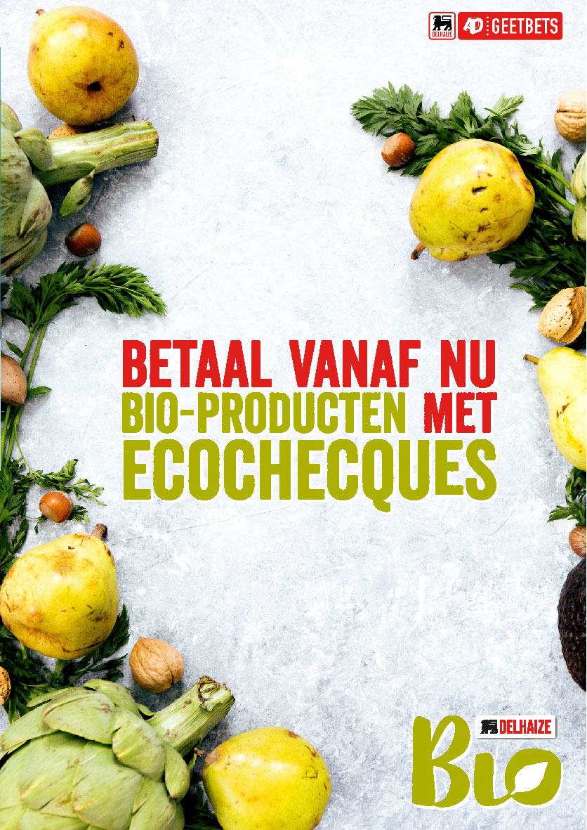 advertentie AD Delhaize Geetbets